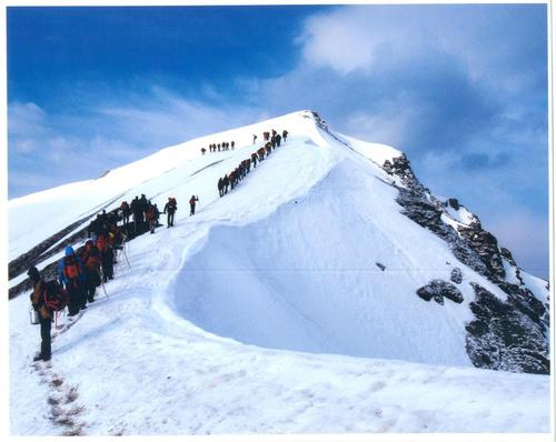 National Himalayan Trekking Expedition - Youth Hostels Association