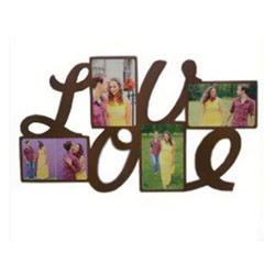 Love Wall Photo Frames