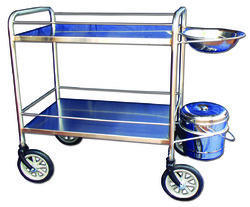 Surgical Dressing Trolley