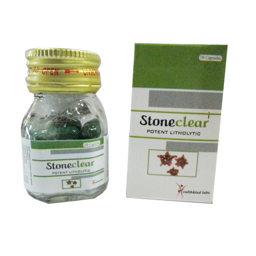 Stoneclear Potent Litholytic Capsule