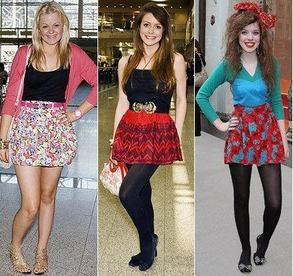 Ladies Short Skirts - View Specifications & Details of Ladies ...