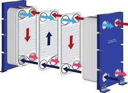 Heat Exchanger Alfa Laval Plate Heat Exchanger Exporter