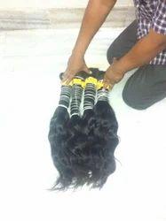 Bulk Virgin Indian Hair