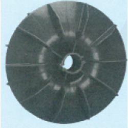 Plastic Fan Suitable For  Crompton NC-112