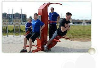 Outdoor Multigym
