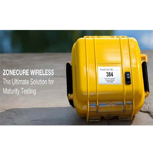 Concrete Maturity Monitoring Systems Zone Cure Maturity