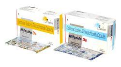 Diclofenac Sodium 50mg  Thiocolchicoside 4mg