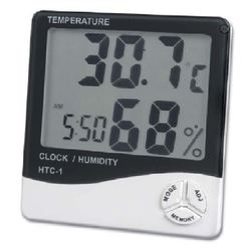 Seltech Digital Thermo-Hygro Meter Model HTC 01