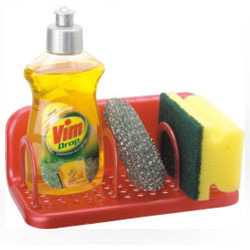Soap Scrubber Stand