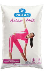 Fresh Pasteurized Active Milk
