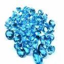 Semi Precious Blue Gemstone