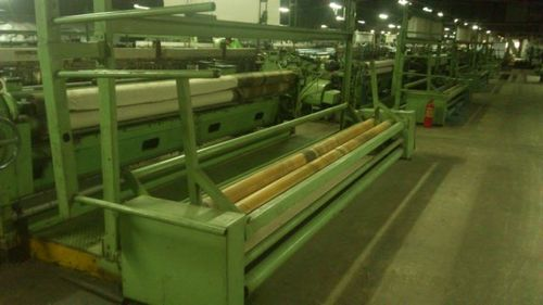 Sulzer Projectile looms - Sulzer Pu 153 Importer from Gurgaon