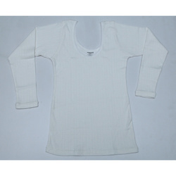 VP Oswal White Thermal Inner Wear