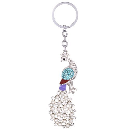 Peacock Keychain at Rs 149  pieces  055331d0d