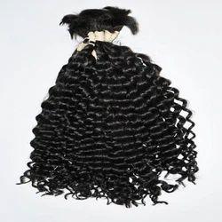 Bulk Virgin Remy Brazilian Hair Extension