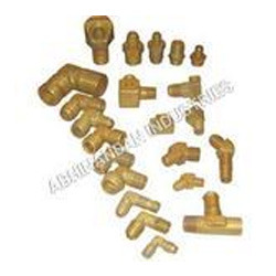 Brass Flare Fitting, for generators