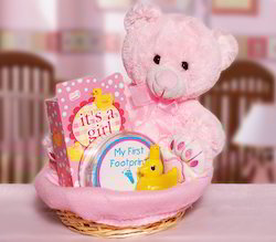 Customized Baby Hamper