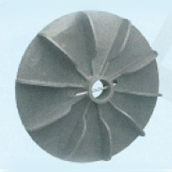 Plastic Fan Suitable For BBC 132 Frame Size