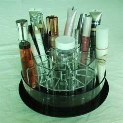 Rotation Acrylic Perfumes Displays Stand