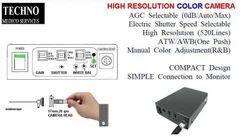 Techno Media Service High Resolution Color Camera