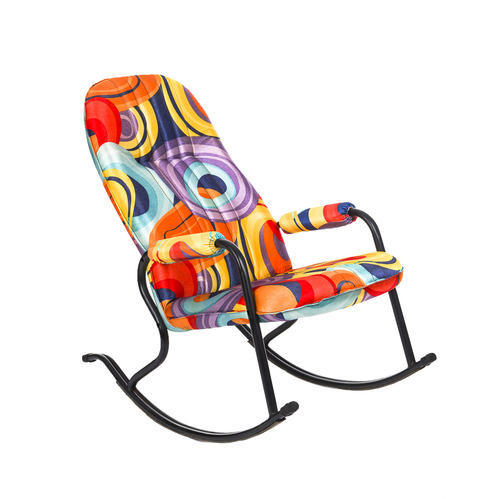 Wrought Iron Rocking Chair At Rs 4600 Piece Wrought Iron Chair