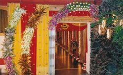 Gate Decoration