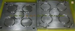 Rubber O Ring Moulds Polishing Service