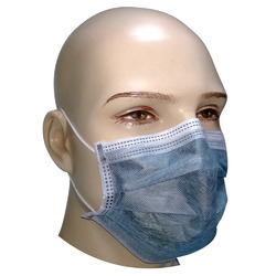 Plain Disposable 4 Ply Activated Carbon Mask