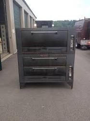Used Pizza Ovens For Sale >> Old Commercial Baking Oven Commercial Pizza Oven Conveyor System
