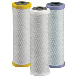 Extruded Carbon Filter Cartridge