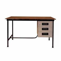 Harihar Steel CRCA Sheet Modern Office Table