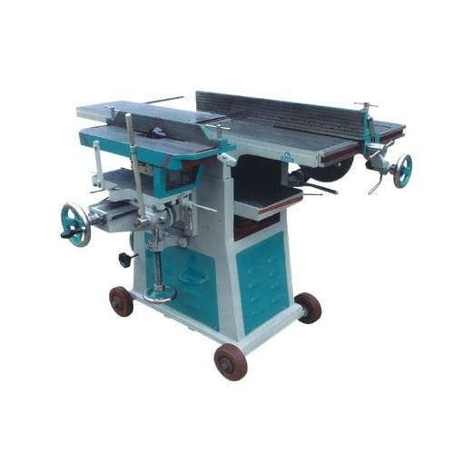 Thickness Planer With Side Cutters