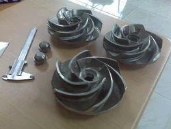 Titanium Impellers