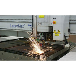 Metal Laser Cutting