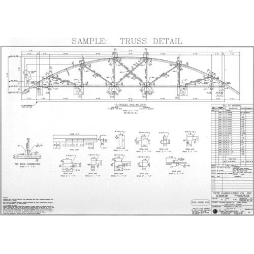 Structural Drawing Services