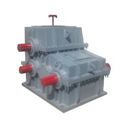 Double Output Gearbox
