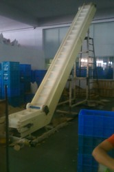 Sidewall Belt Conveyors