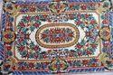 Kashmir Chain Stitch Rug
