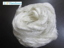 Mulberry Silk Roving Bleached Fibers