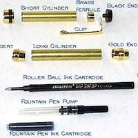Fountain Pen Parts