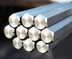 Hexagonal Carbon Steel Bright Bar - EN8 / C45 / 1040 / 1045