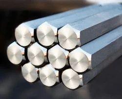Hexagonal Carbon Steel Bright Bar - EN8 / C45 / 1040 / 1045