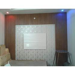 Pvc Elastic Bedroom Wall Panel At Rs 40 Square Feets Polyvinyl