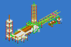 Industrial Plant Design And Installation Services