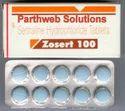 Zosert (Sertraline Hydrochloride Tablets)