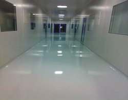 Hygienic PU Wall Coating Services
