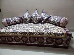 Designer Diwan Bed Sheet