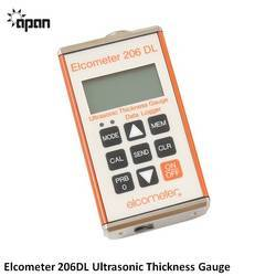 Ultrasonic Thickness Gauge (206DL)