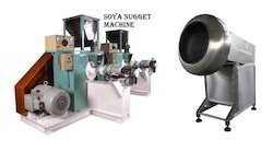 Soya Nugget Badi Making Machine