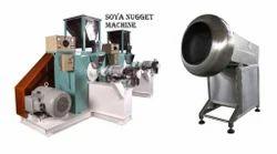 Soya Nugget Badi Making Machine